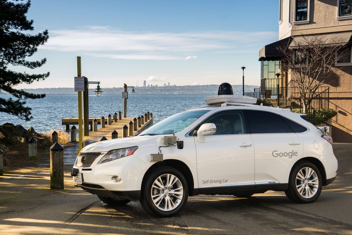 Google will pay arizona drivers 20 per hour to test self driving googles self driving cars in kirkland wash solutioingenieria Choice Image