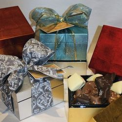 With a  shop at 1117 West Grand Avenue, Terry's Toffee whips up adorable gift boxes of its locally made candy. But—fair warning— you may gobble this up before you get the chance to gift it. Flavors range from the McCall's Classic (inspired by a family rec
