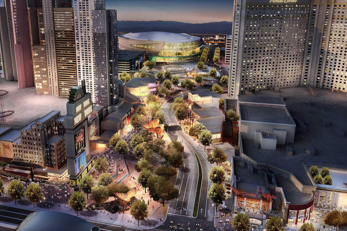The Park rendering