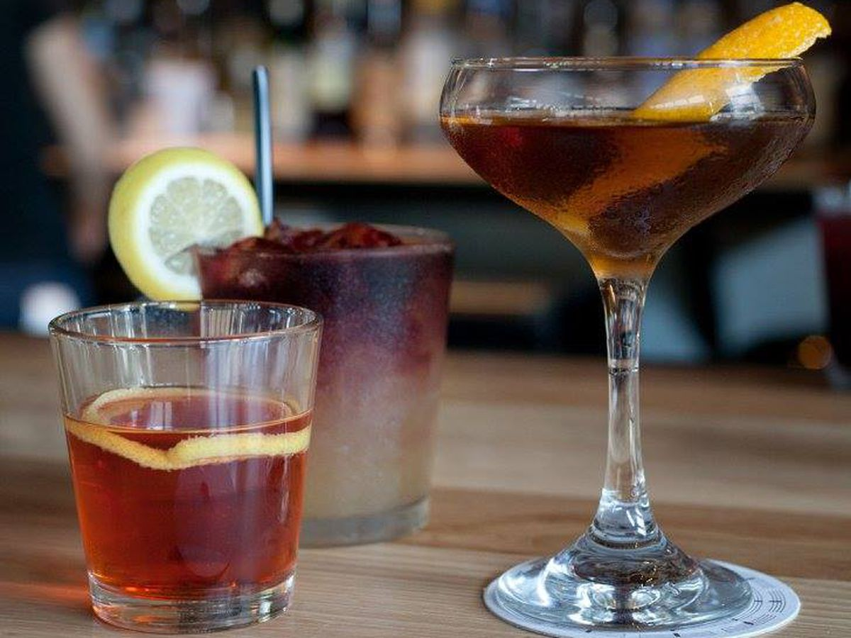 Bullfight's cocktails