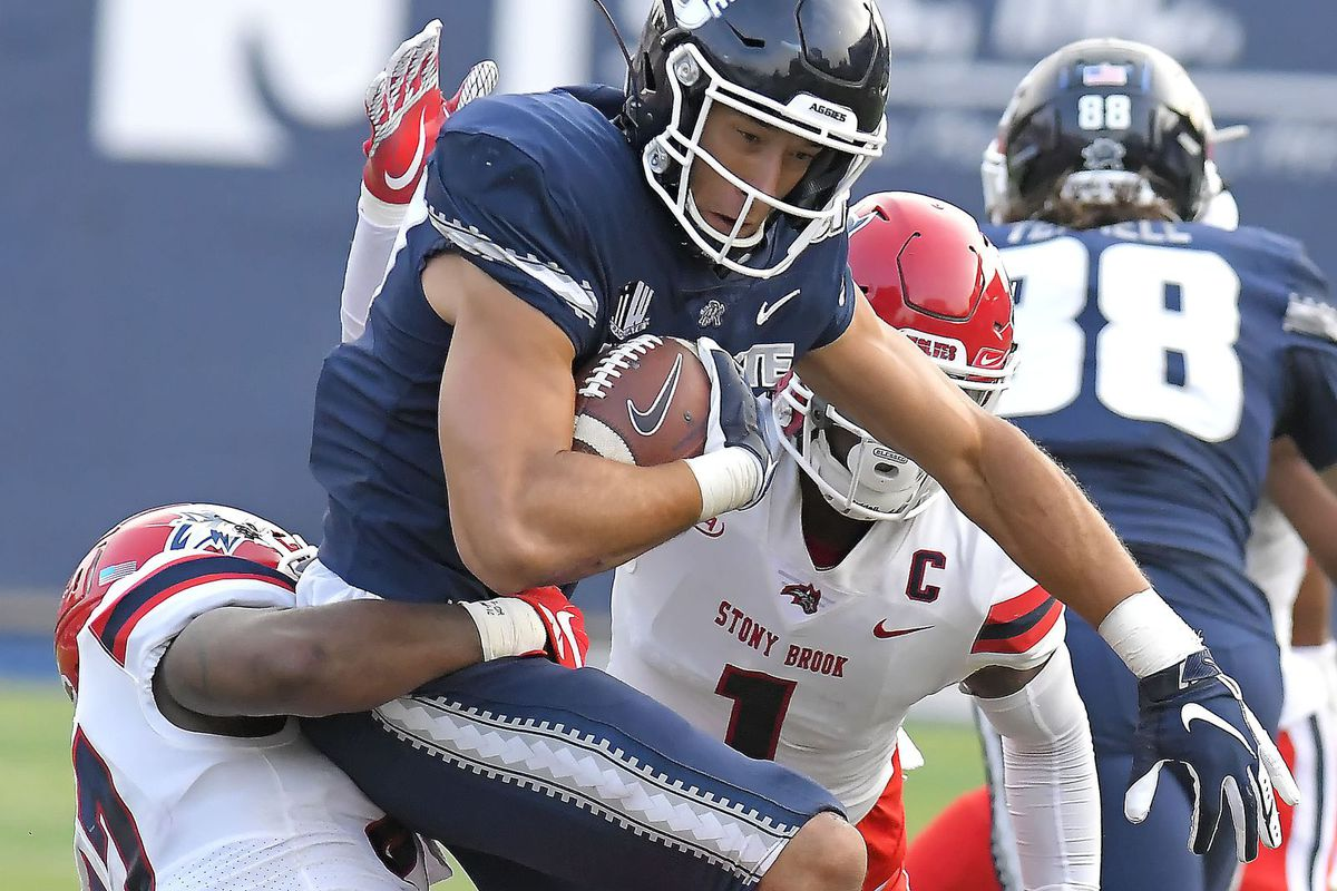 Road trip to San Diego a homecoming of sorts for many Utah State Aggies