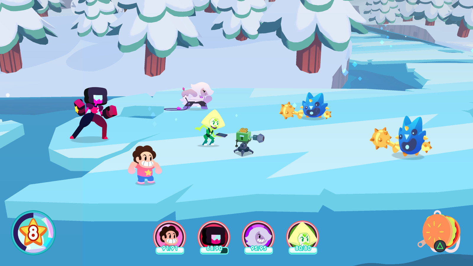 Steven Universe: Save the Light adds a fan favorite to the cast — and a totally new character