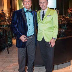 Mark Calvano and Joel Goodrich