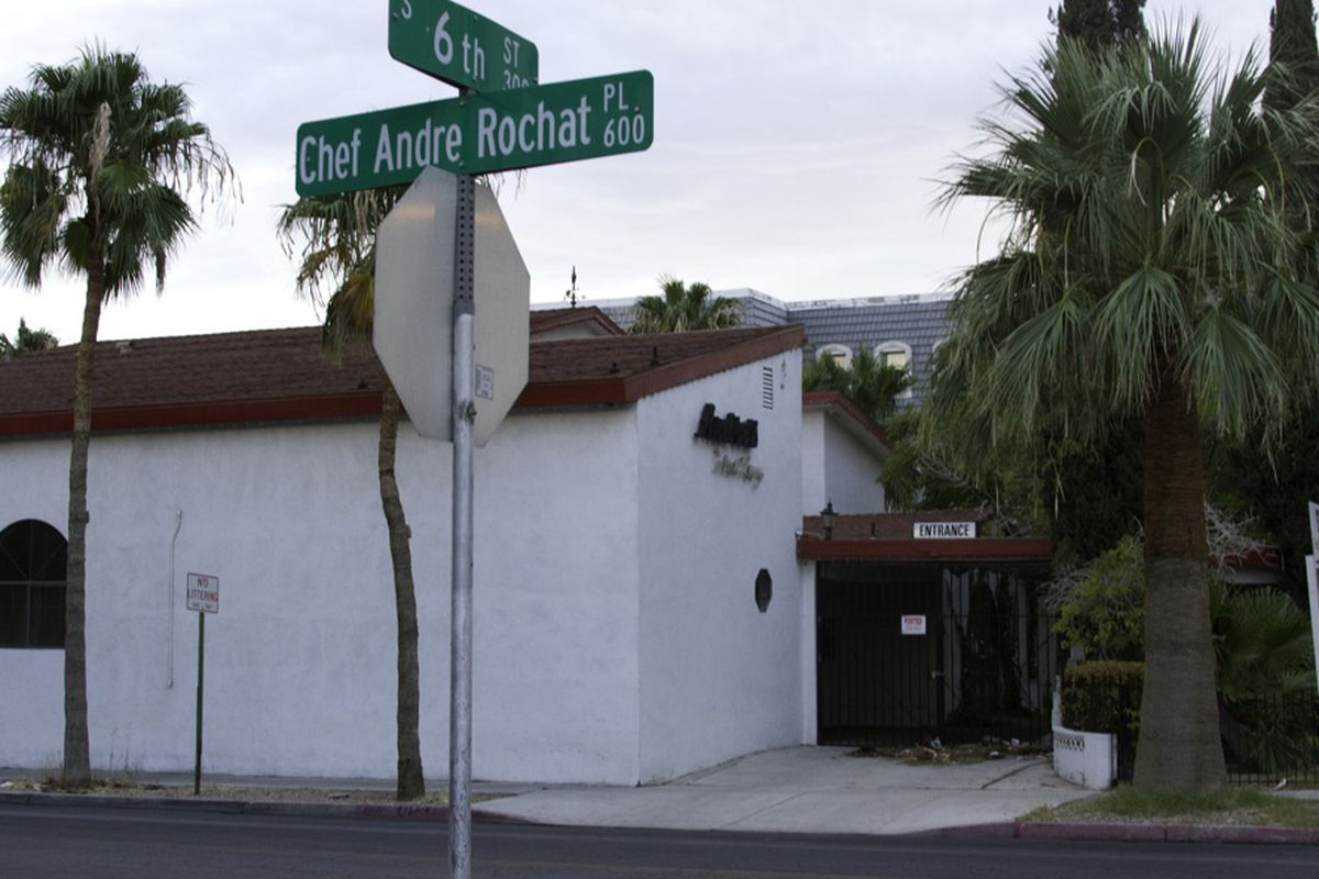 Chef Andre Rochat Place