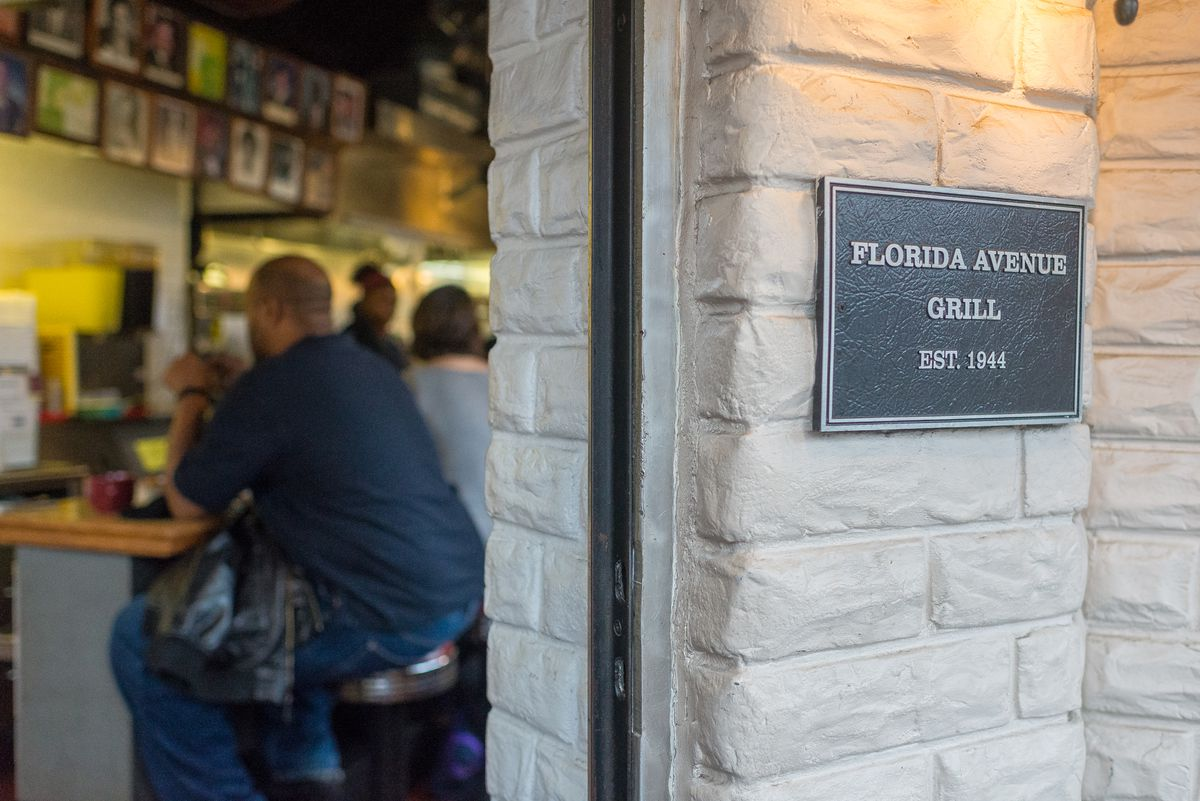 Florida Avenue Grill [Photo: R. Lopez]