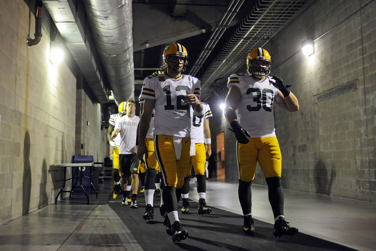 Are the Packers on their way to the NFC North title?