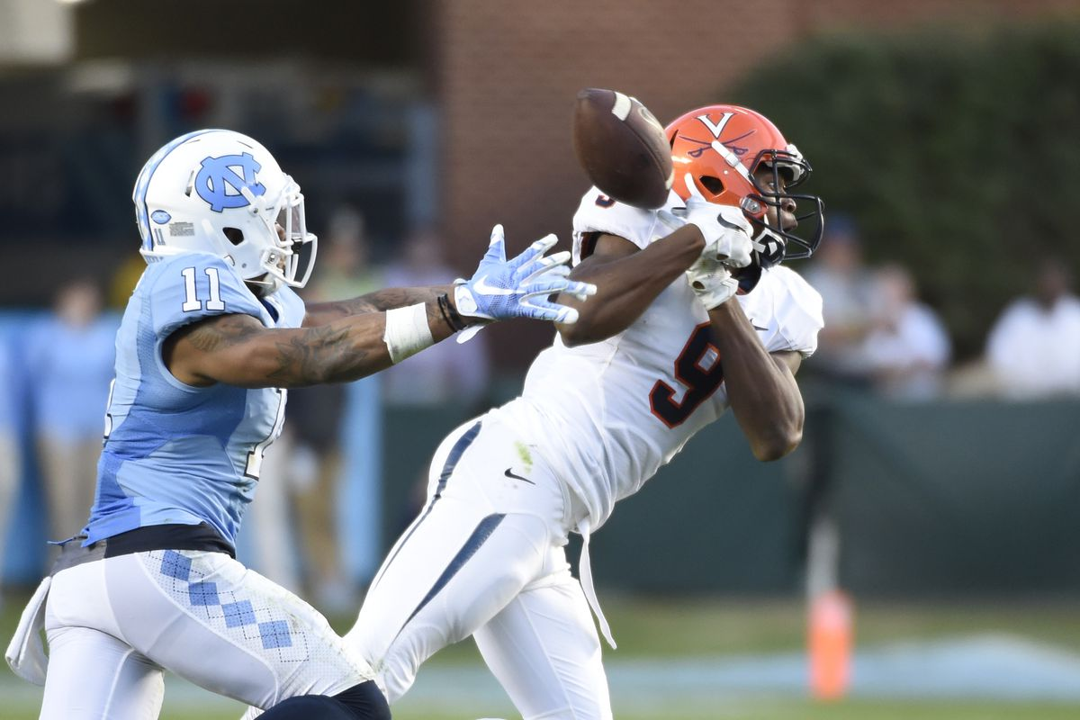 The Hoos will have to clean things up this week against Georgia Tech.
