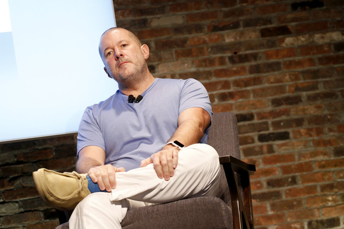 jony ive is retaking control of apple s design team after two years in hands off role