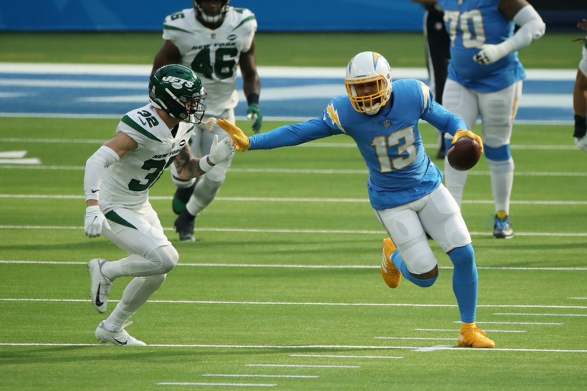 New York Jets v Los Angeles Chargers