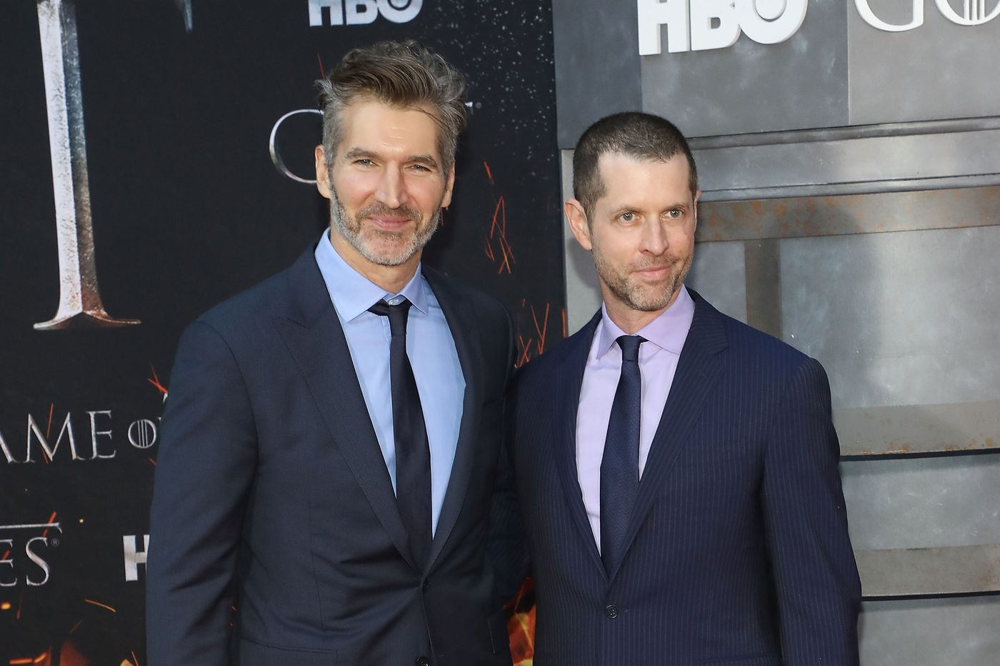 Game Of Thrones Creators Sign 200 Million Netflix Deal To Make Exclusive Shows And Films The Verge