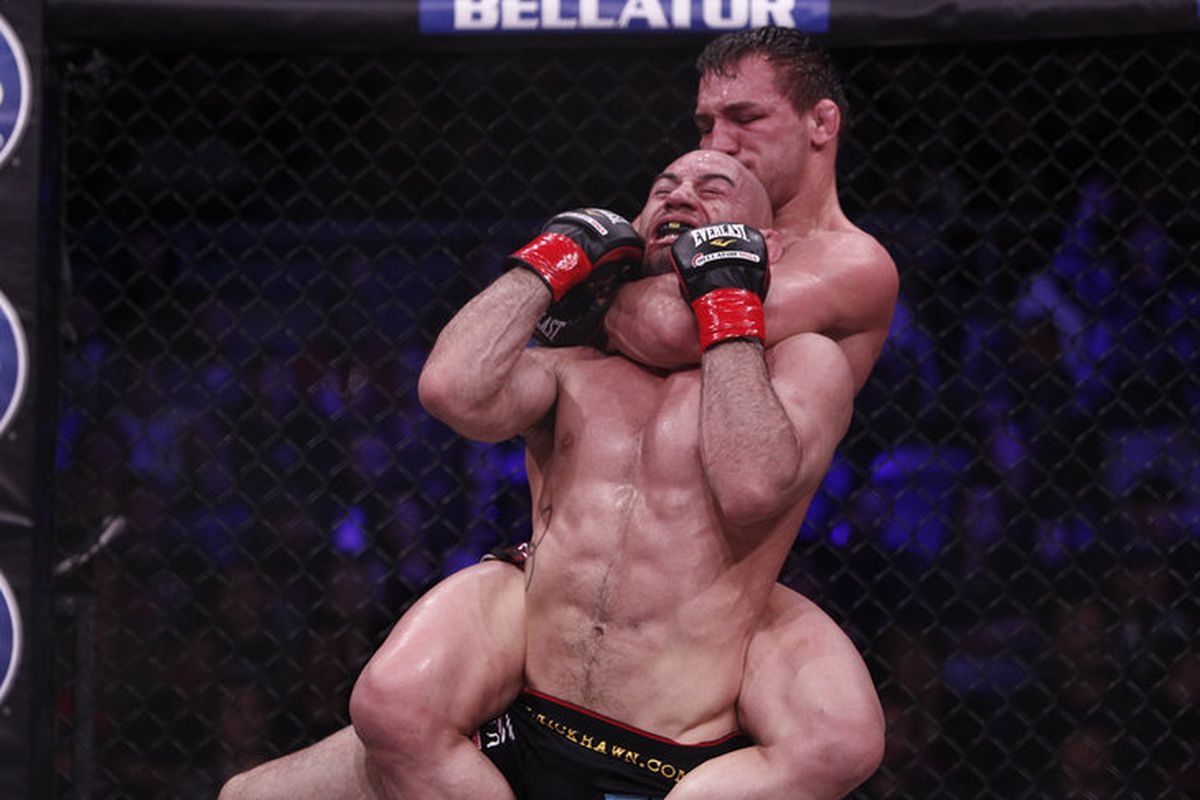 Sponsor refuses to pay rick hawn following bellator 85 loss to hawn loses his fight then loses his money platinumwayz