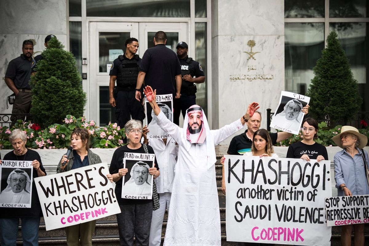 Saudi Arabia Can T Sweep The Jamal Khashoggi Case Under