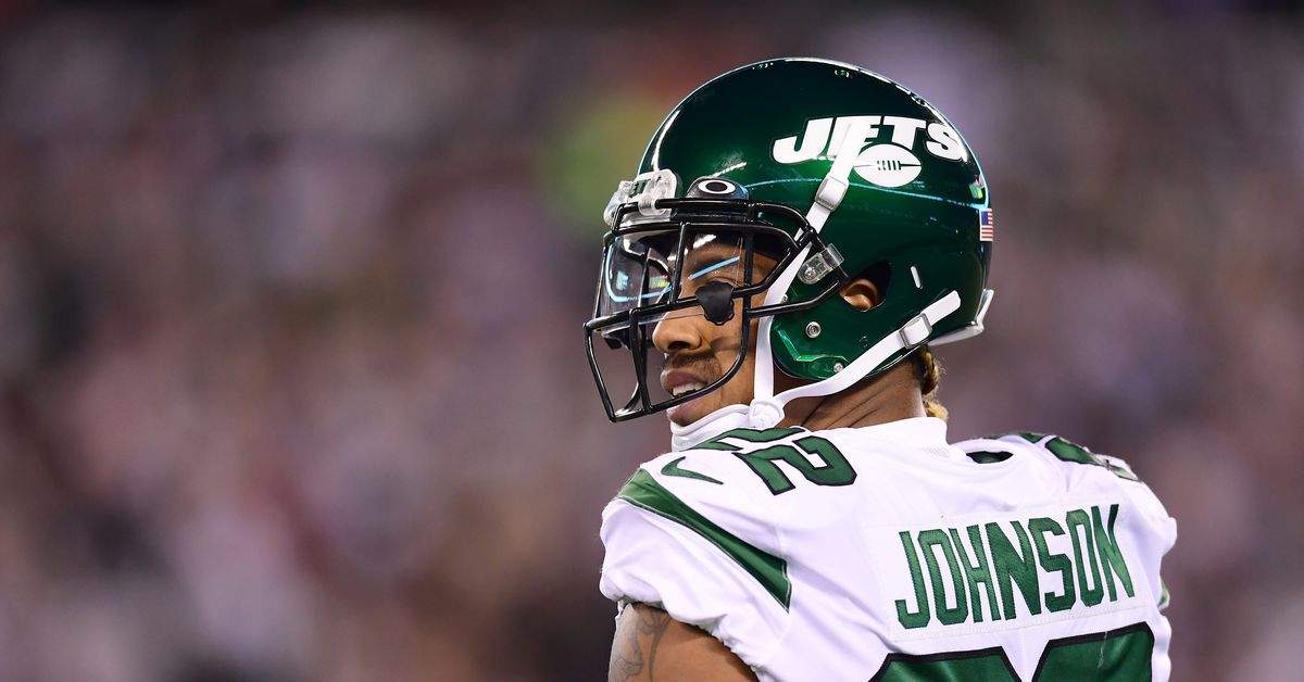Potential Jets Cap Cut: Trumaine Johnson