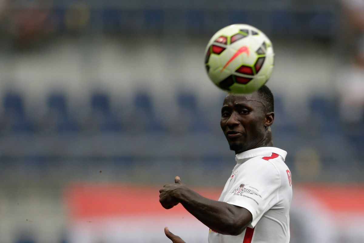Naby Keita move gains momentum with claims player wants to leave Leipzig