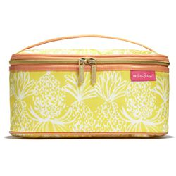 'Pineapple Punch' train case, $22.99