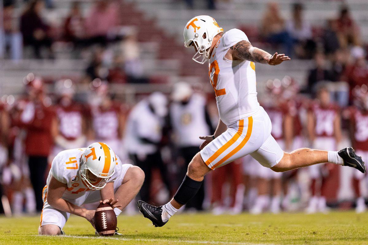 Tennessee vs Arkansas