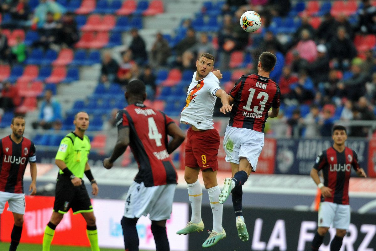 Bologna FC v AS Roma - Serie A