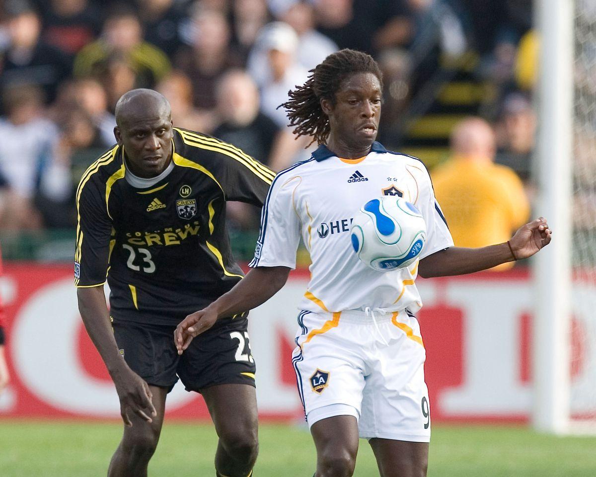 MLS - Los Angeles Galaxy vs Columbus Crew - September 30, 2007