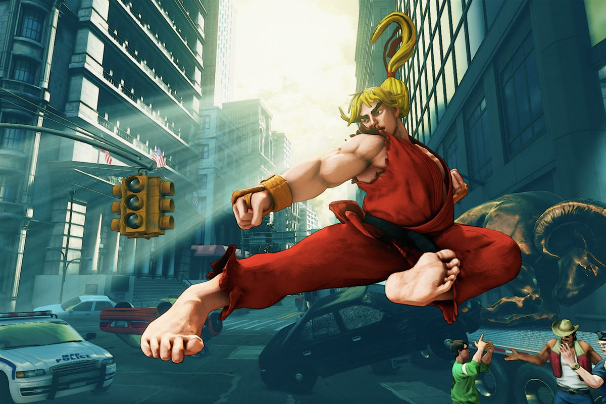 When's the best time (and the worst) to play Street Fighter