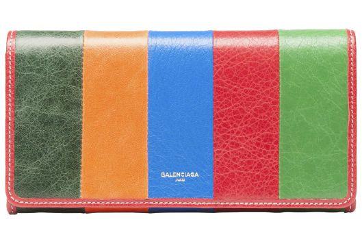"""Balenciaga """"Bazar"""" wallet for $545."""