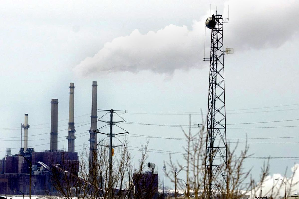 The NRG coal-fired power plant in Waukegan, a longtime target of local protests, is expected to close in June 2022.