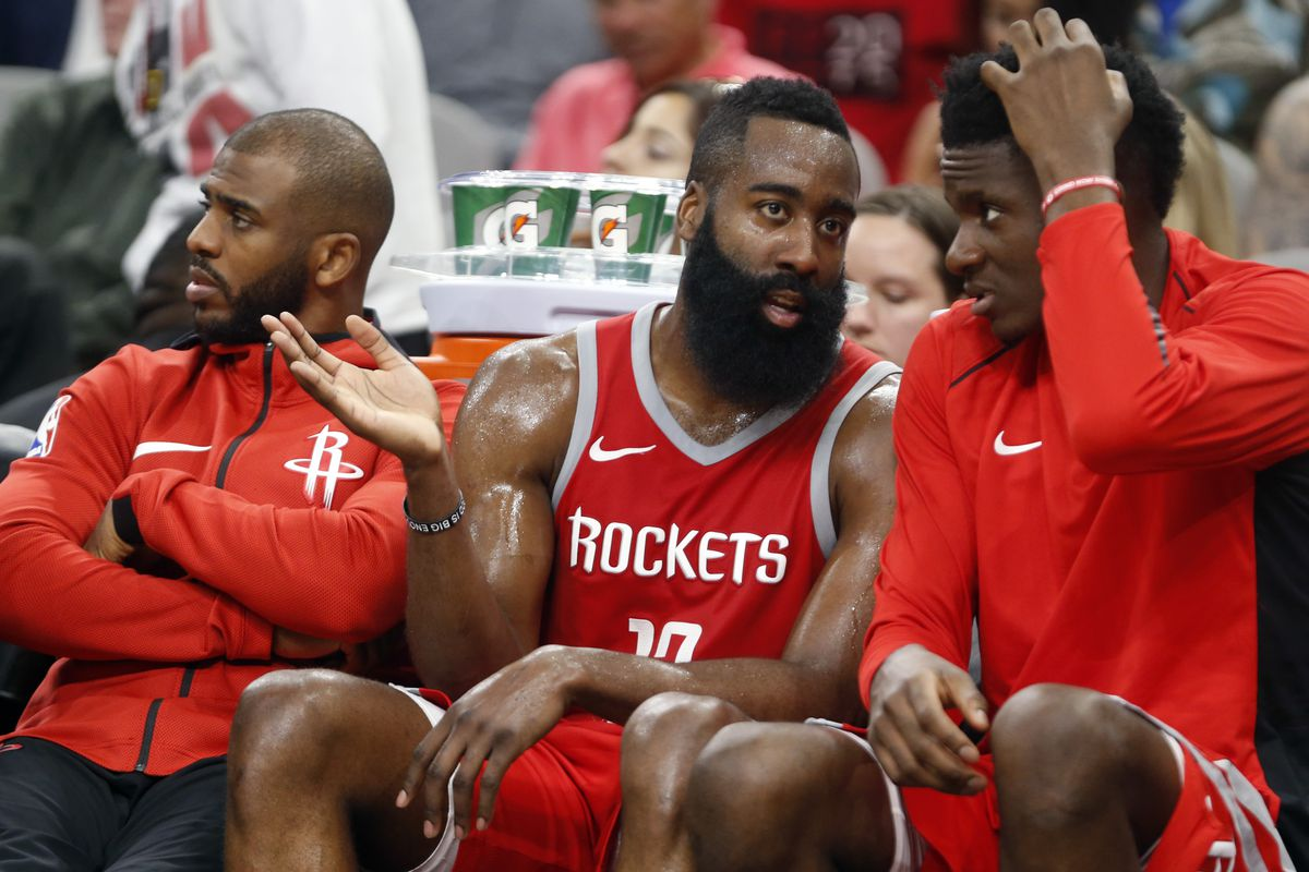 Projecting The Houston Rockets Lineup For Upcoming Season