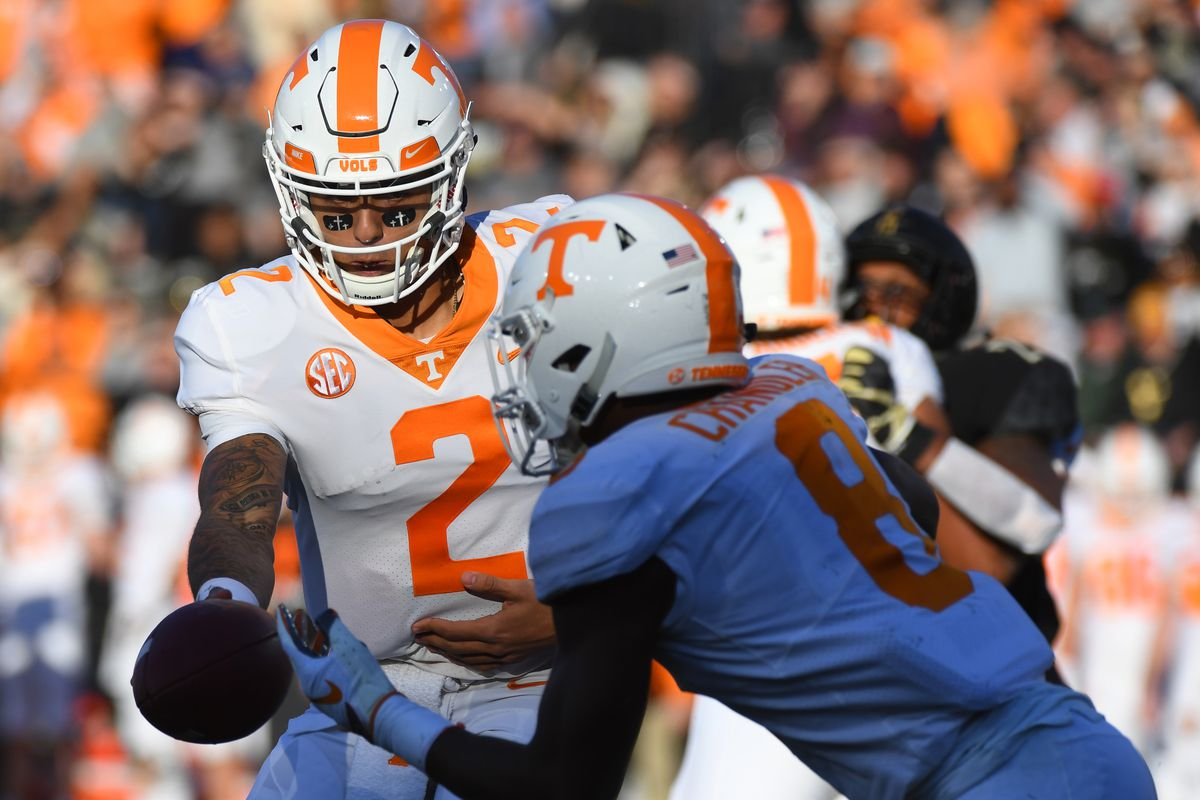 Tennessee Vols Football Orange And White Game Preview