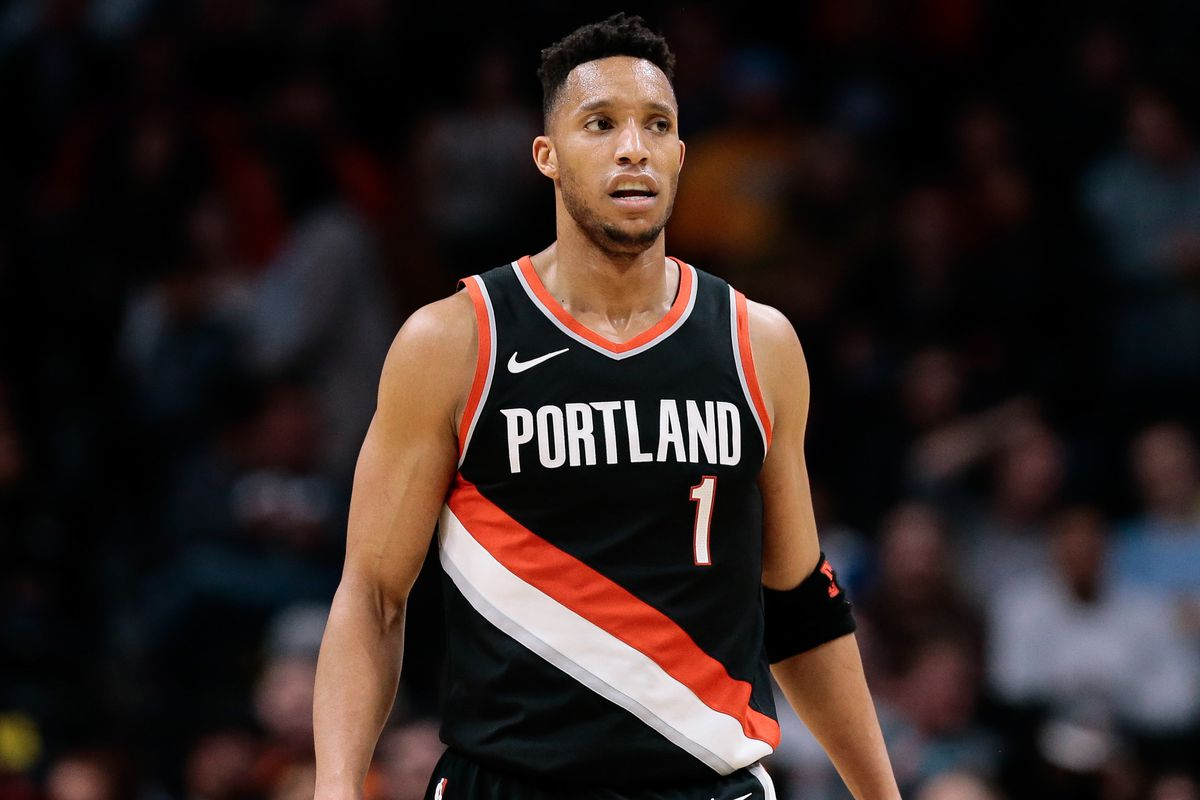 buy popular 10875 a5e29 Trail Blazers 2018-19 Preview: Evan Turner Leads Re-Tooled ...
