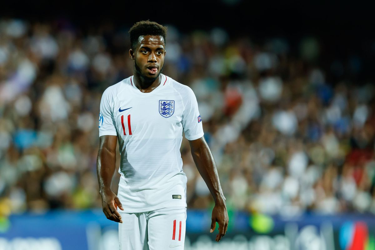 England v France: Group C - 2019 UEFA U-21 Championship