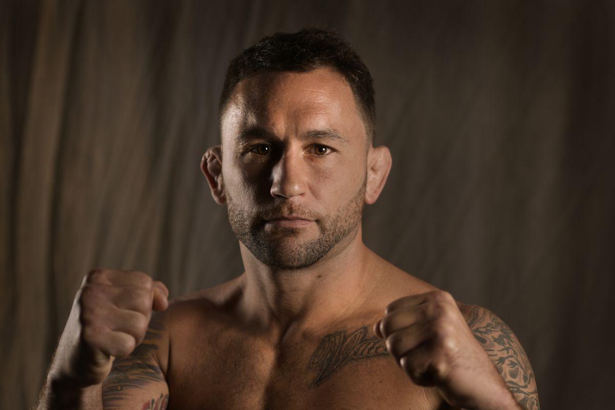 UFC MMA FIGHTER FRANKIE EDGAR