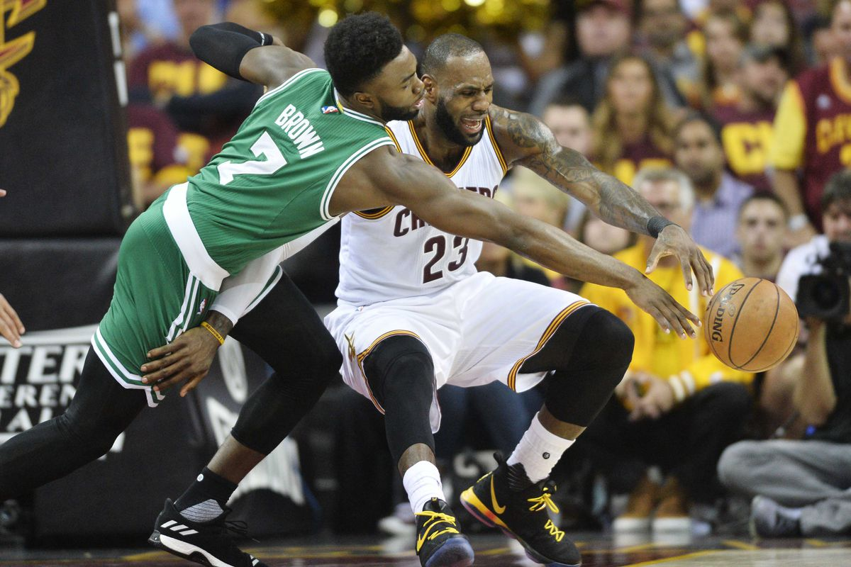 NBA Conference Finals: Cleveland Cavaliers vs Boston Celtics