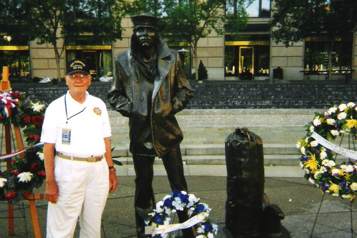 Family will remember one of last WWII 'Tin Can sailors' on