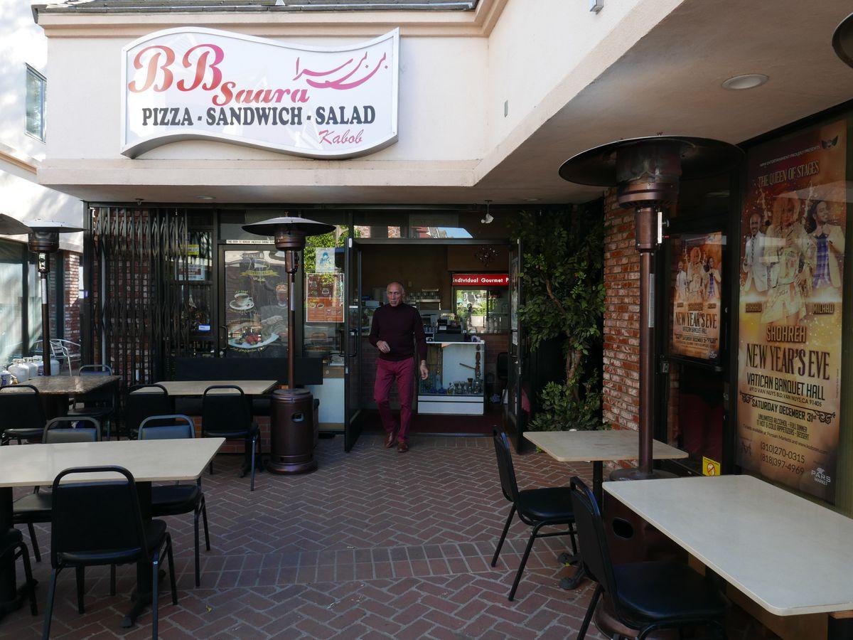 Persian Food Los Angeles