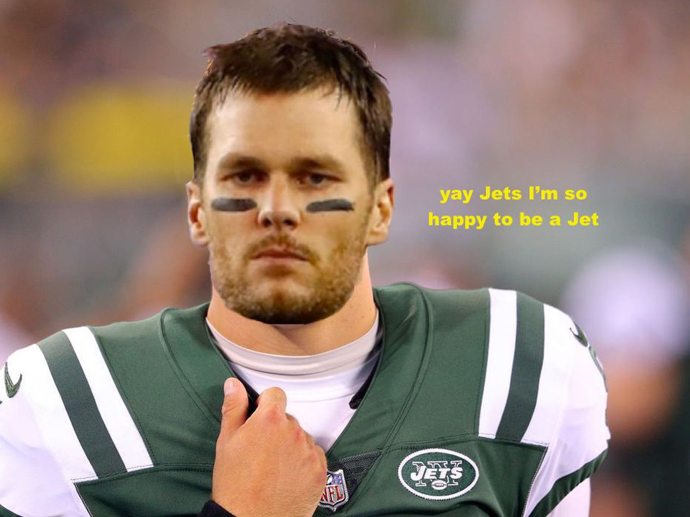 The Jets had a chance to draft Tom Brady in 2000. What if they had ...
