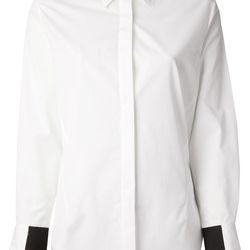 "3.1 Phillip Lim <a href=""https://www.knitwitonline.com/item_description.php?IID=1512"">Colorblock Shirt</a>, $365"