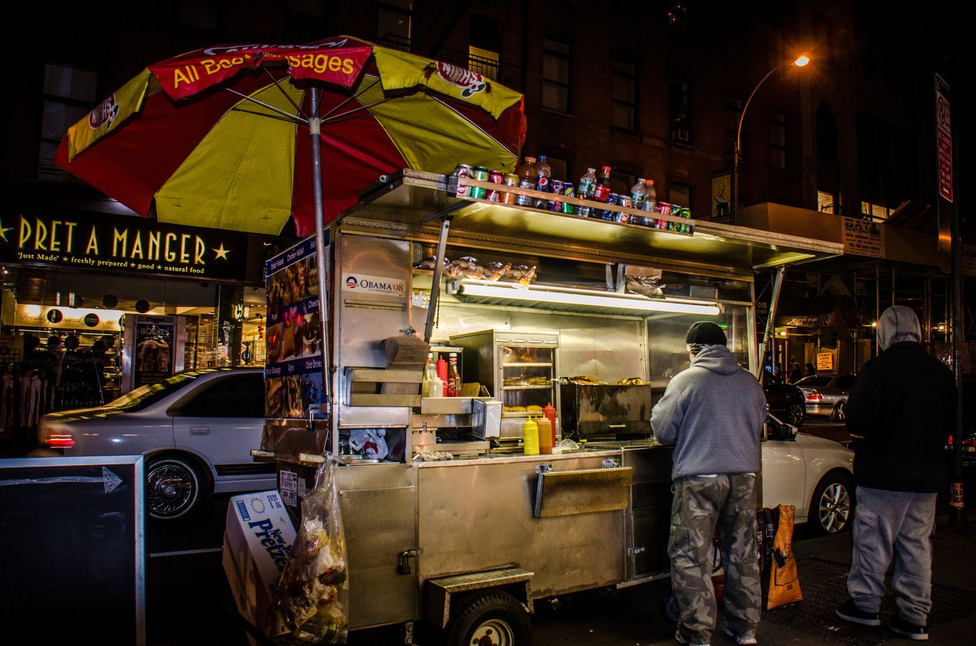 Street Meat: The Rise of NYC's Halal Cart Culture - Eater