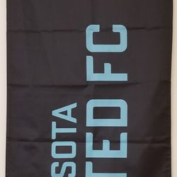 Back of the Included Banner