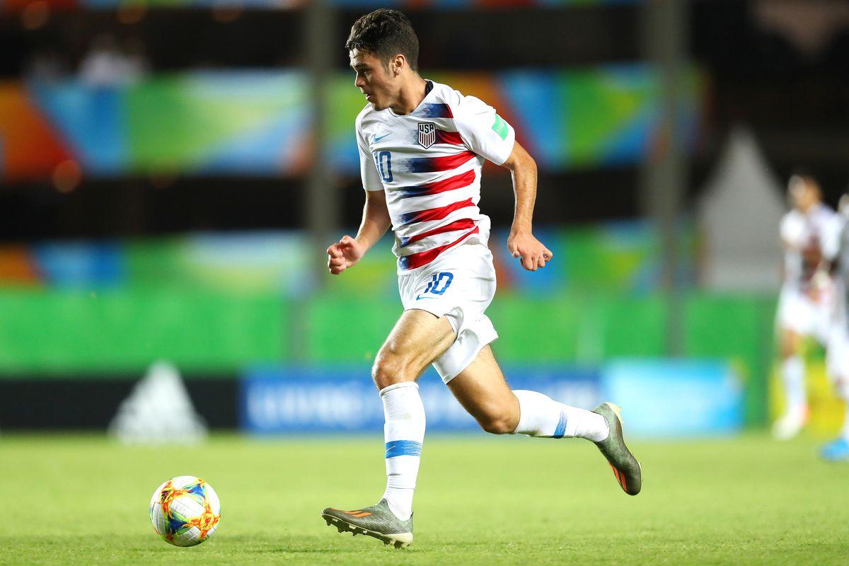 USA v Japan - FIFA U-17 World Cup Brazil 2019