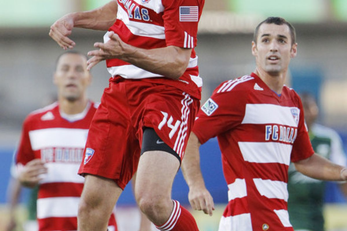 George John expected to return to the FC Dallas lineup after his transfer to Blackburn falls through.