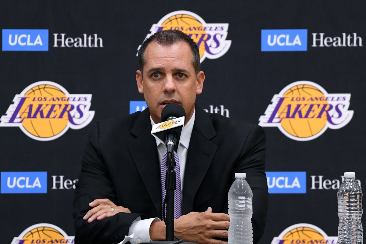Frank Vogel doesn't plan to 'recreate the wheel' for LeBron James, but wants offense with more 'structure' ar…