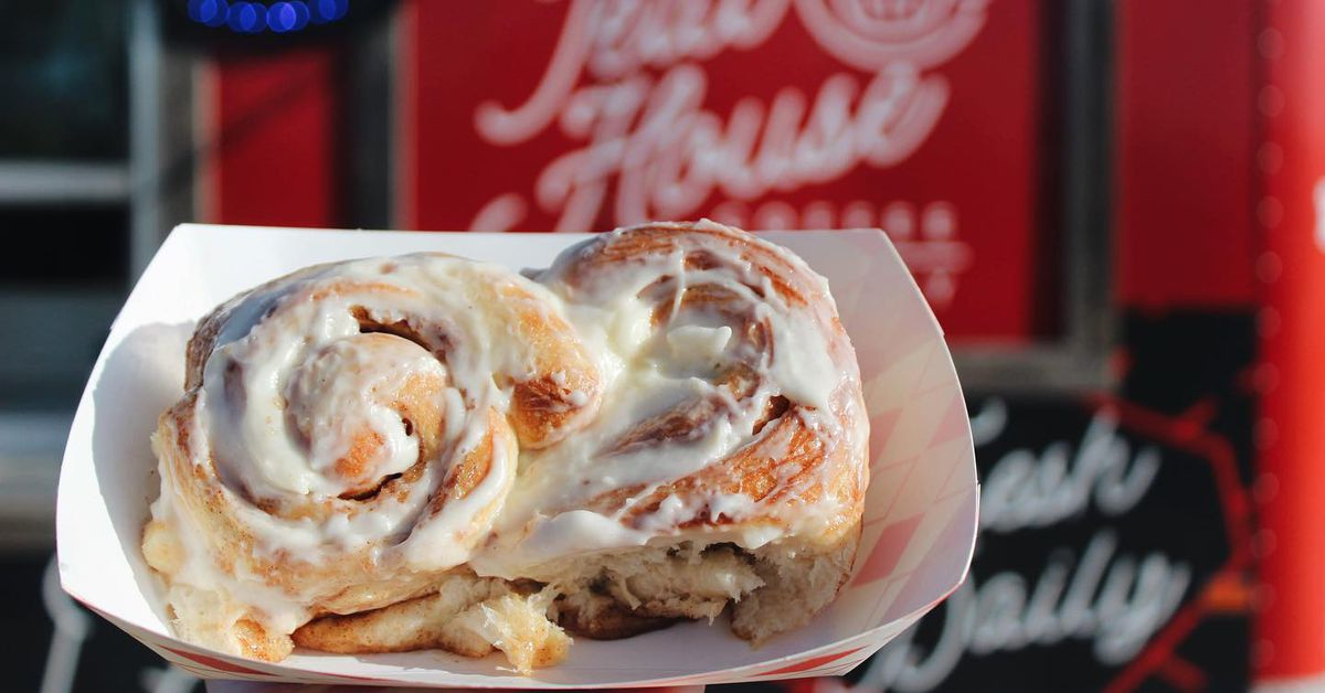 Cinnamon Roll Purveyors Teal House Will Open an Expanded Bakery in South Austin