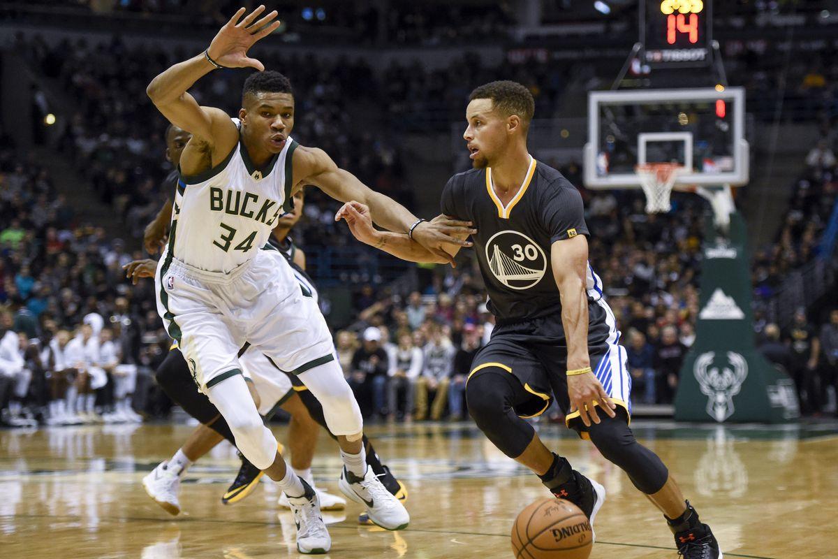 Golden State Warriors vs. Milwaukee Bucks preview - Golden State Of Mind