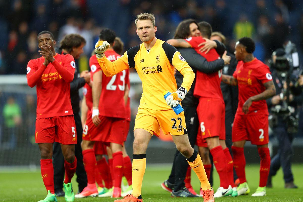 West Bromwich Albion v Liverpool - Premier League