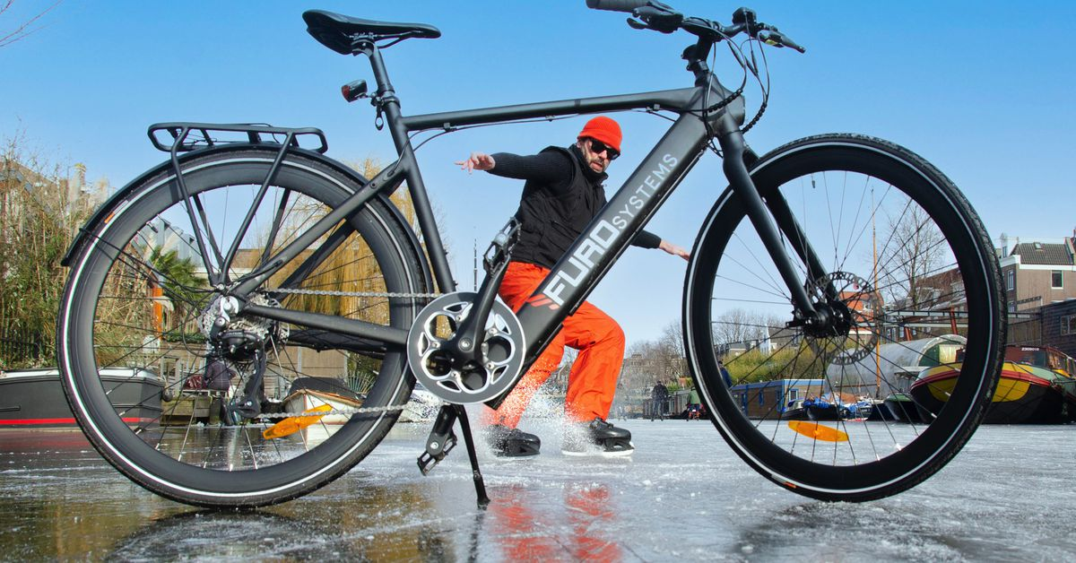 Furosystems Aventa e-bike review: ice breaker