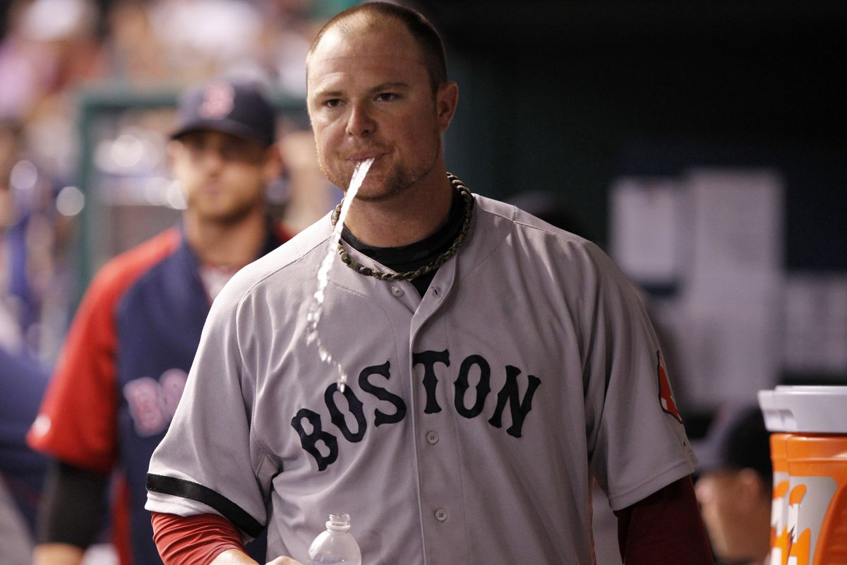 Lester's current form is making Red Sox fans want to vomit.