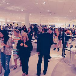 Guests at Nordstrom's charity gala.