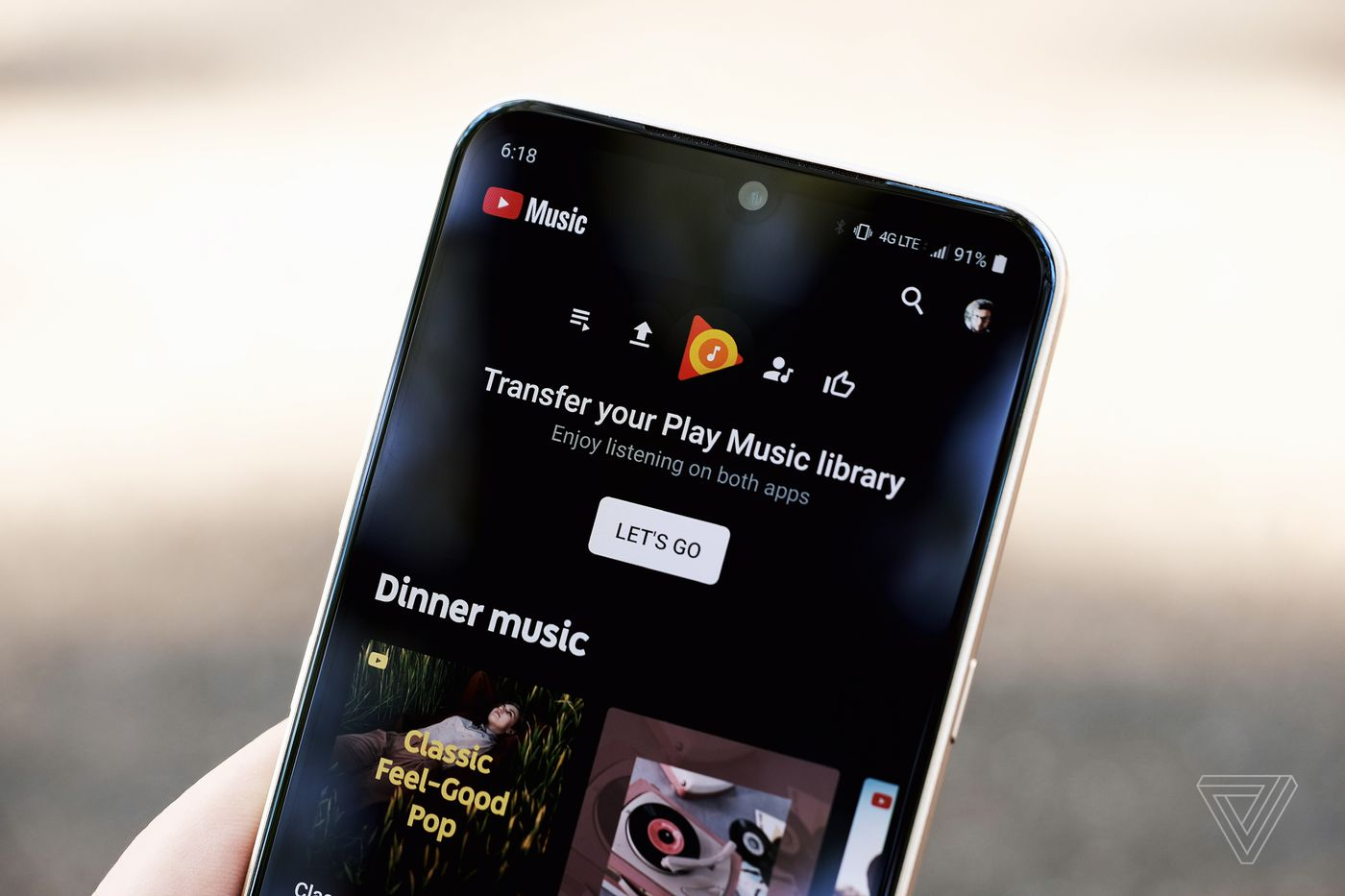 How To Transfer Your Google Play Music Library To Youtube Music The Verge