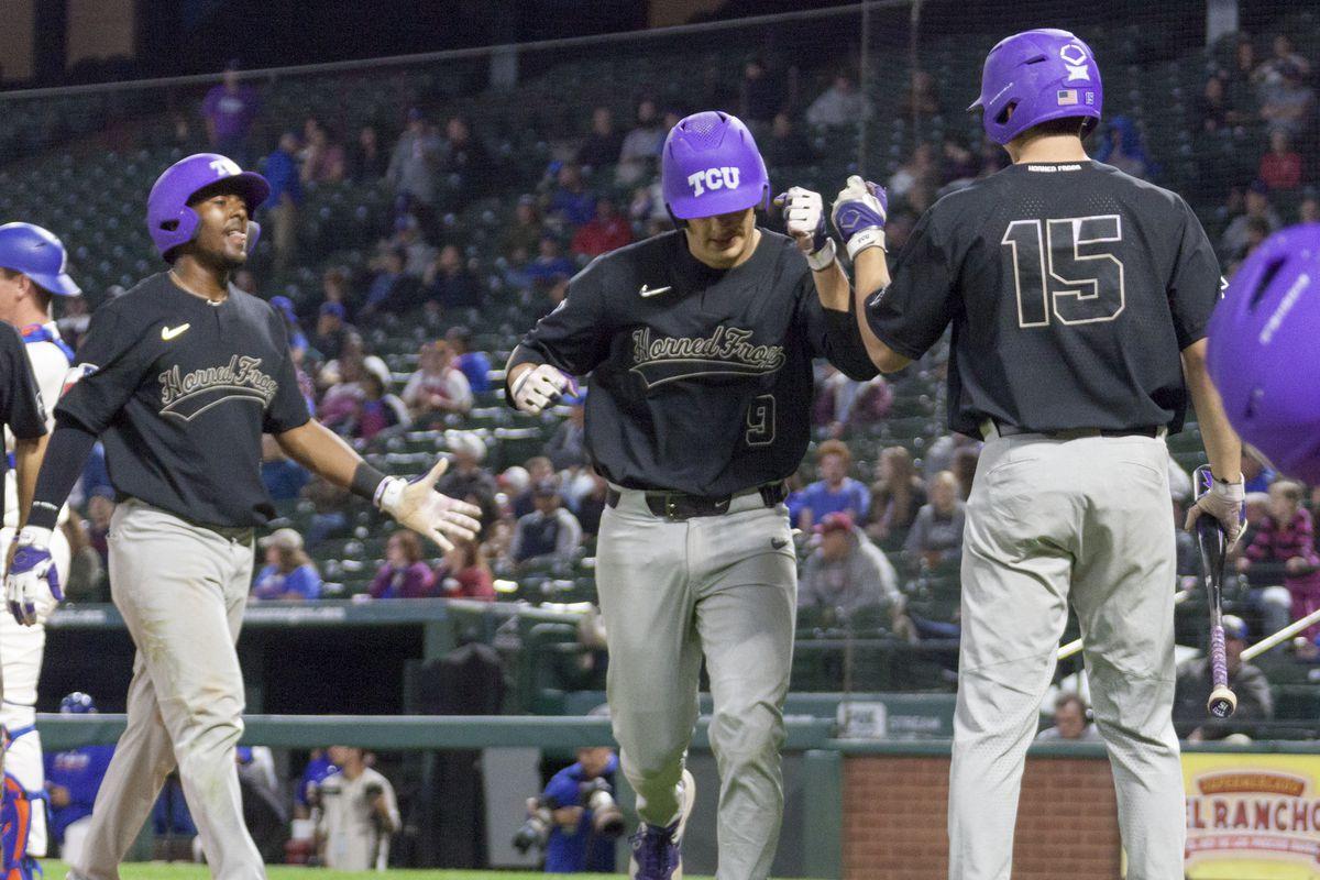 TCU Baseball at UTA | Globe Life Stadium, Arlington, TX | March 19, 2019