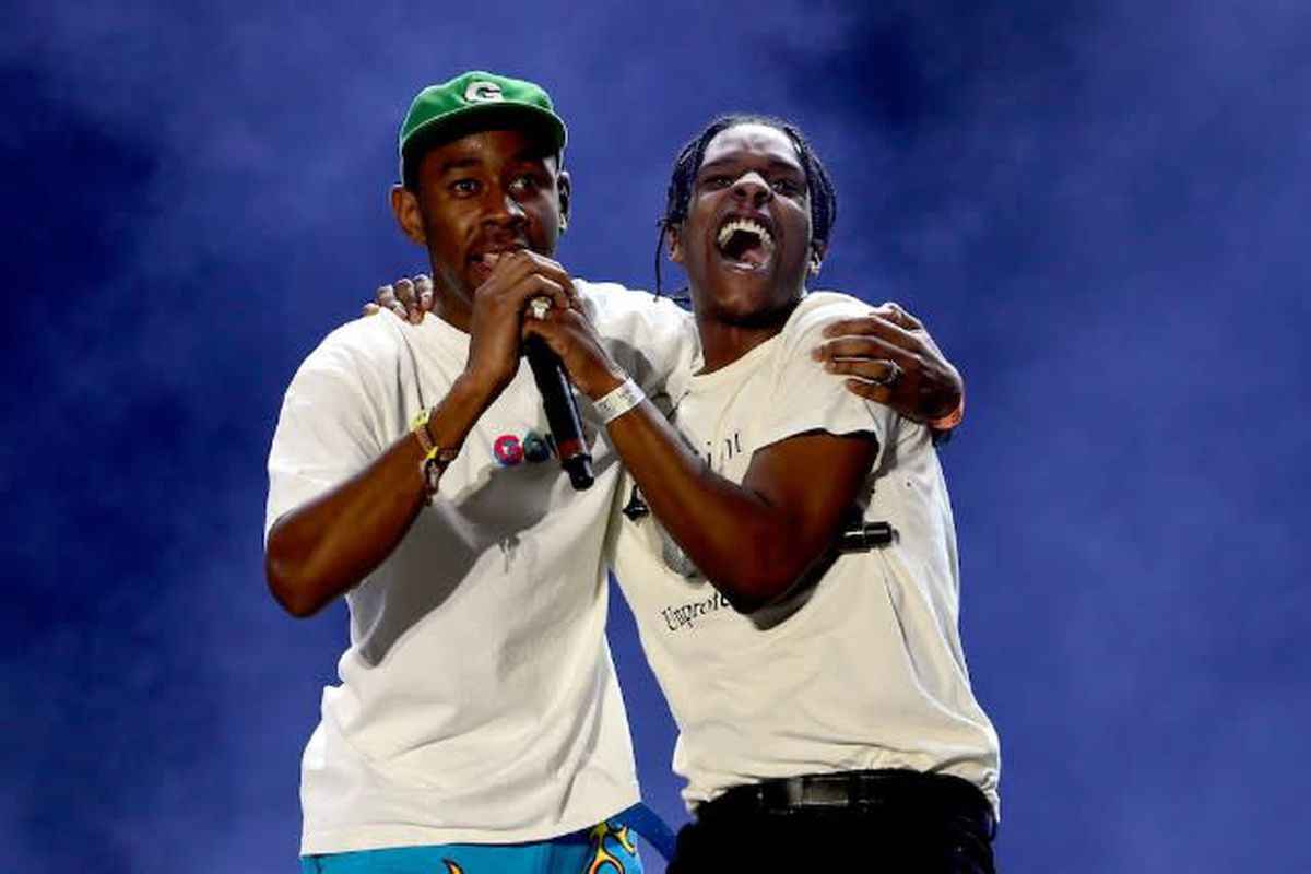 5 A Ap Rocky And Tyler The Creator Collabs That Prove They Are