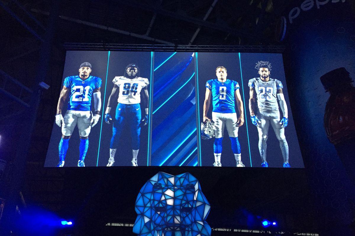 32831768e What Just Happened  Lions uniform unveiling - Pride Of Detroit